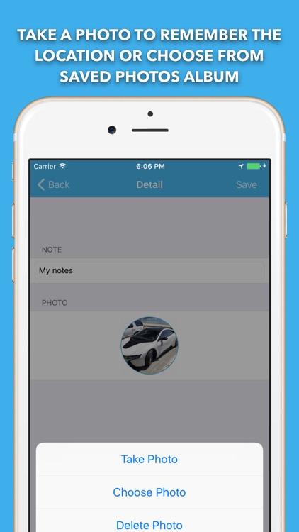 ParkManager - Park Find Car screenshot-3