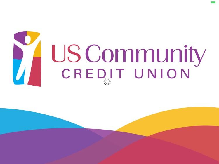 US Community Credit Union for iPad