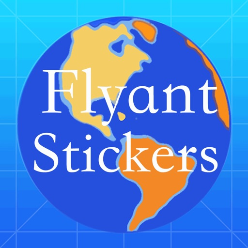 lovely stickers by Flyant - message emotion