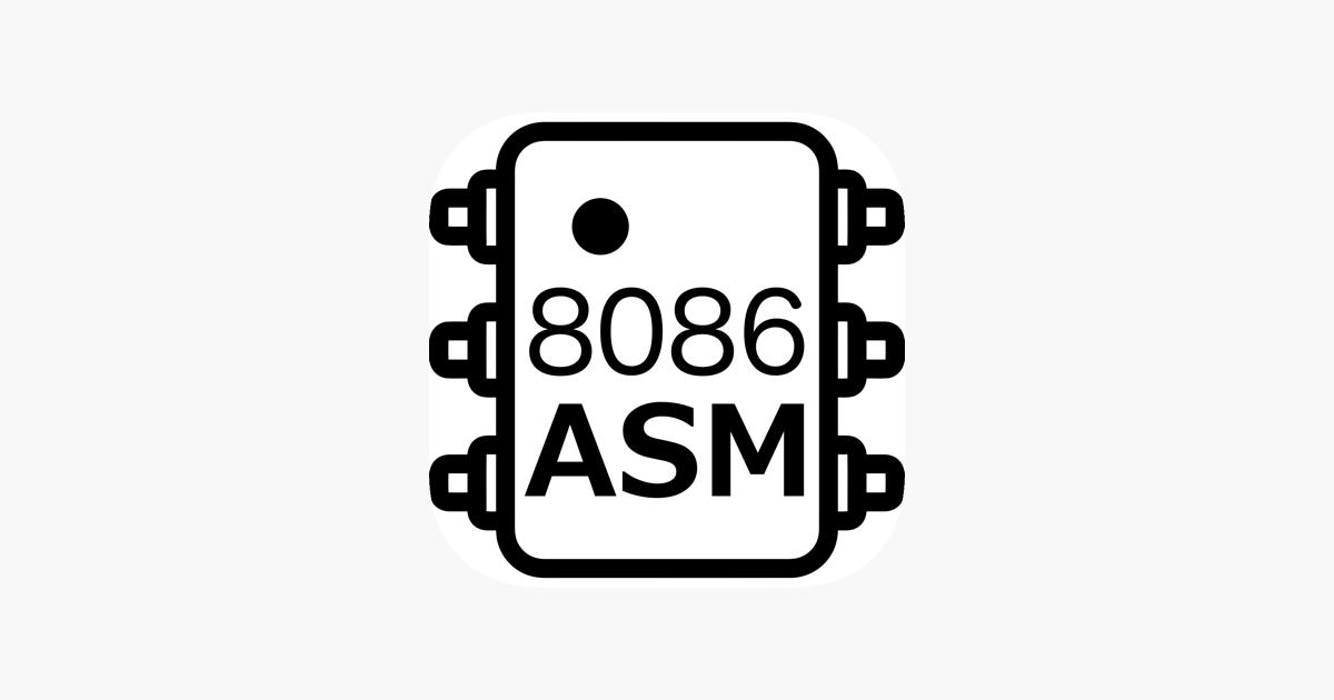 u200eapp store  u4e0a u7684 u201c8086 assembly compiler u201d