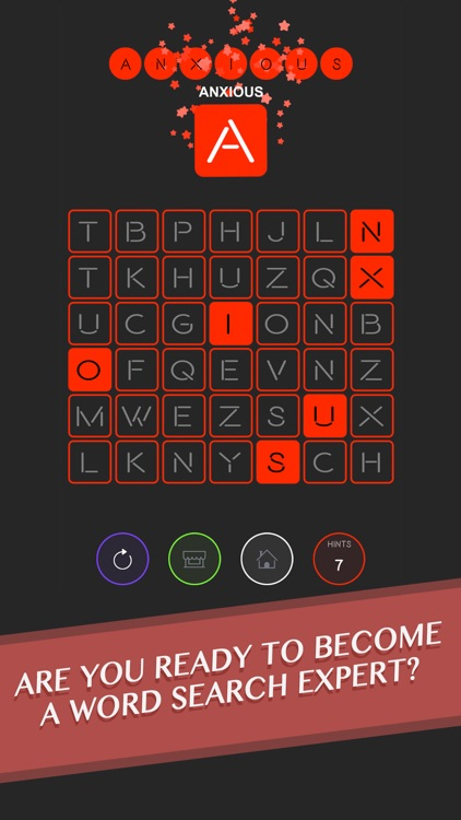 Word Tower - Word Search Brain Training Games screenshot-3