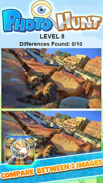 Photo Hunt Spot Differences screenshot-3
