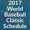 Schedule of WBC 2017