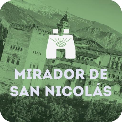 Lookout of San Nicolás. The Alhambra. Granada