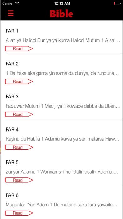 点击获取Hausa littafi mai tsarki - Hausa Bible