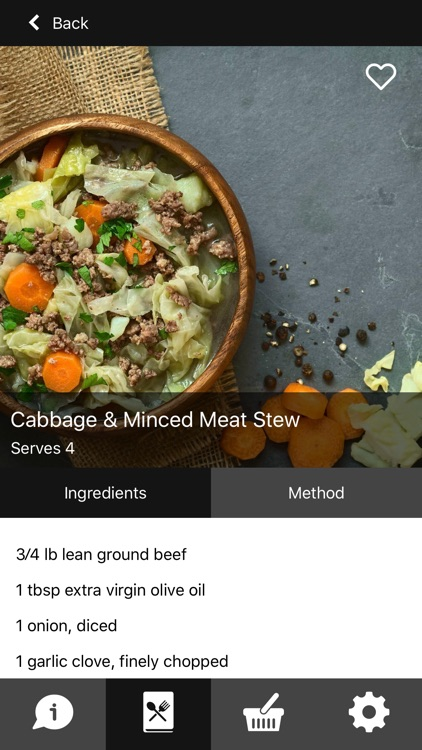 21 Days of Carb & Sugar Detox Diet Recipes screenshot-3