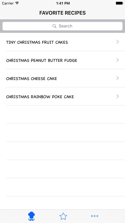 Christmas Recipe screenshot-3