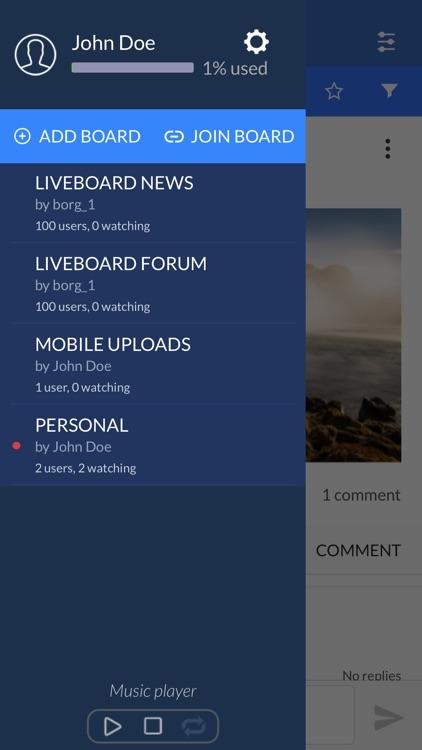 Liveboard screenshot-3