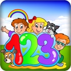 ' A Enumerate Race Saga – Play Counting Splash:Top Math Games For Kids icon