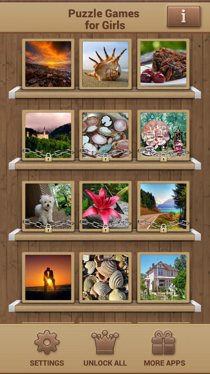 Puzzle Games for Girls