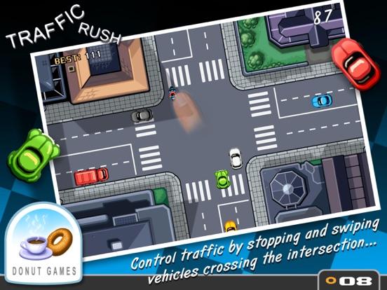 Traffic Rush на iPad