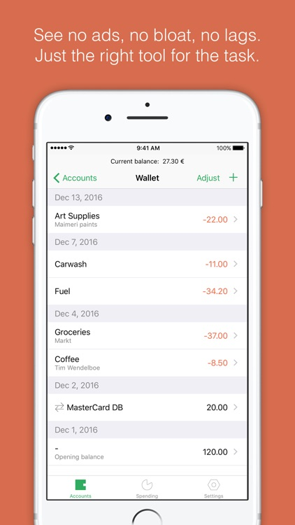 Worthy – Transparent Personal Finance screenshot-1