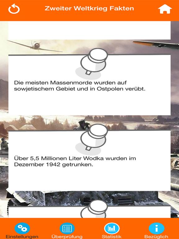 Der Zweite Weltkrieg Quiz screenshot 8