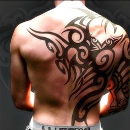 Tattoo Designs - Arm, Shoulder Or Back Tattoos
