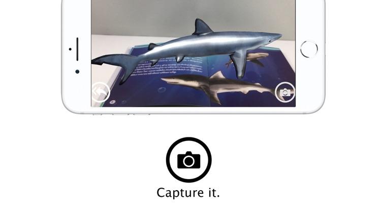 Marine World AR Book screenshot-4