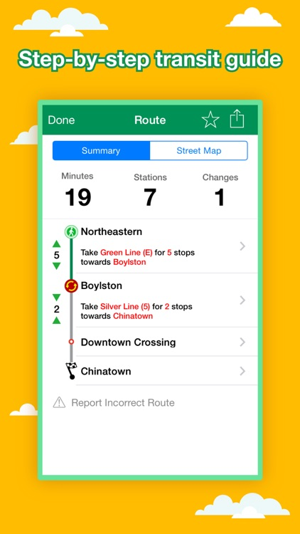 Boston City Maps - Discover BOS with Metro & Bus screenshot-3