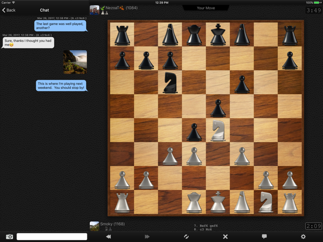 Schach - Social Chess Screenshot