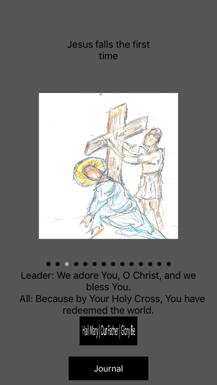 Stations of the Cross Guide screenshot-0