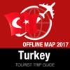 土耳其 旅遊指南+離線地圖