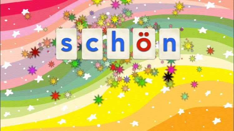German Word Wizard - Talking Alphabet + Spelling screenshot-4