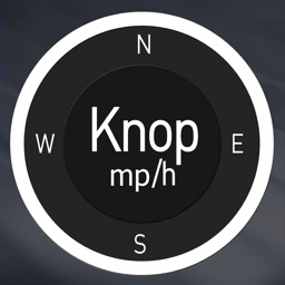 Knotmeter+ - Speedometer Speed Limit GPS Tracker +