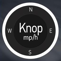 Knotmeter+ - Speedometer Speed Limit GPS Tracker +