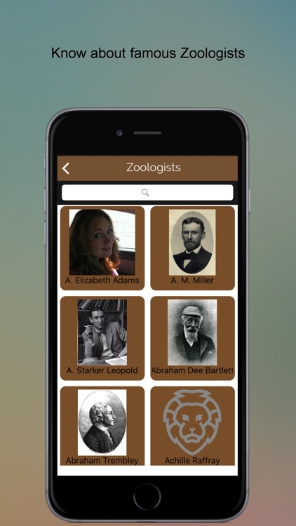 Zoology Dictionary SMART Guide screenshot-3