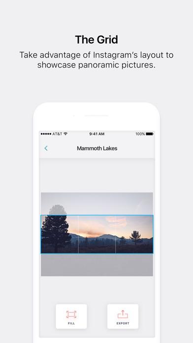 Panoragram et Panols découpent vos photos panoramiques en slide Instagram-capture-3