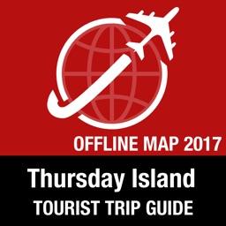 Thursday Island Tourist Guide + Offline Map