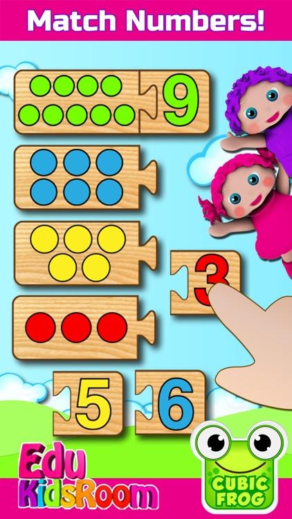 Preschool Educational Games for Kids-EduKidsRoom screenshot-3