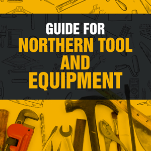 Guide for Northern Tool and Equipment app