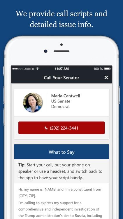 Capitol Call screenshot-4