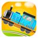 64.火车总动员 - 驾驶和赛车儿童游戏