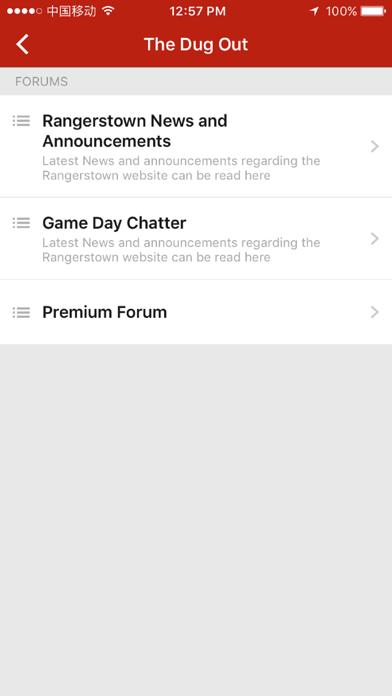 Baseball Forums screenshot 1