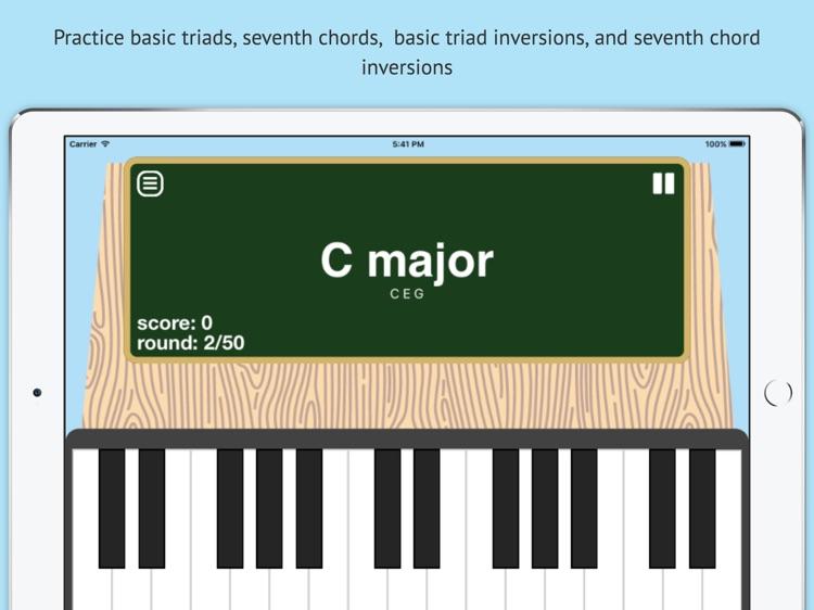 Chordsensei Memorize Piano Chords Music Theory By Chan Dokko