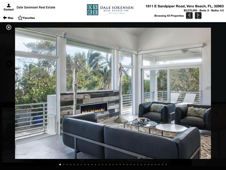 Dale Sorensen Real Estate for iPad screenshot-4