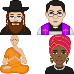 Coexist Emojis: The InterFaith Emoji App