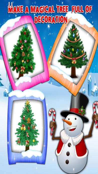Xmas Tree Decoration Kids Fun screenshot three