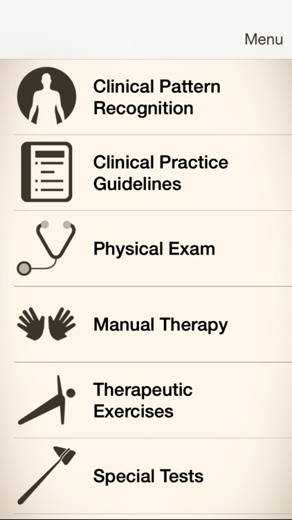 Clinical Pattern Recognition: Low back pain screenshot-0