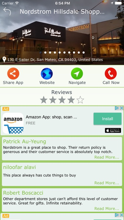 Clothing Store Finder : Nearest Clothing Store screenshot-3