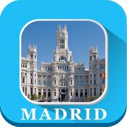 Madrid Spain - Offline Maps navigator