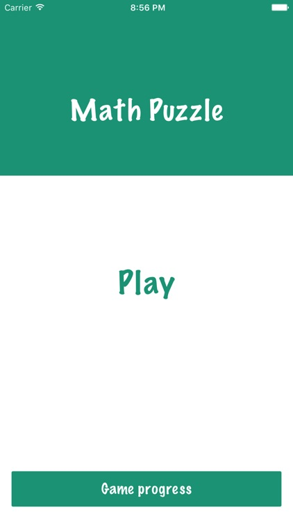 Math Puzzle: Play with numbers