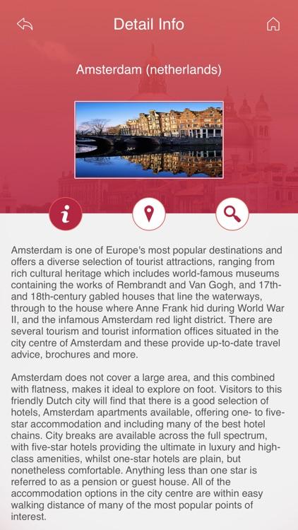 Romantic Destinations in Europe screenshot-3