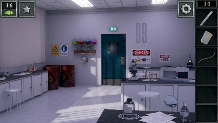 密室逃脫經典系列3:逃出神秘基地 screenshot-3