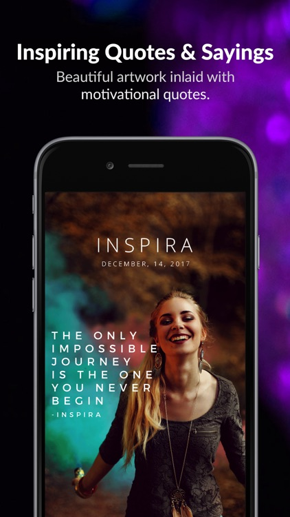 Inspira 2- daily quotes wallpapers - inspirational