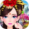 Ancient Makeover Salon - Dress Up Chinese Girl