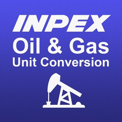 INPEX Oil & Gas Unit Conversion iOS App