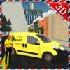 邮递员送货车模拟器&城市邮件卡车
