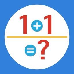 Simple Math 1+1=?