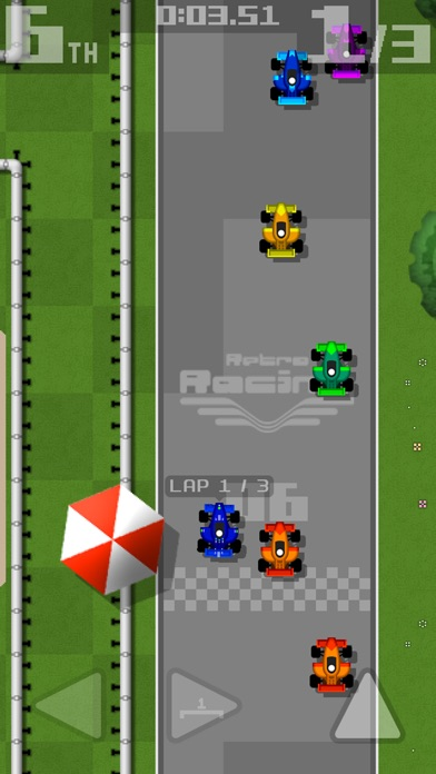 Retro Racing screenshot1